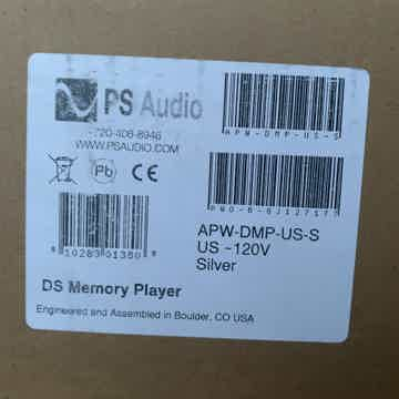 PS Audio DSD MEMORY PLAYER