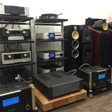 MC-501 Monoblock Amplifiers (2)