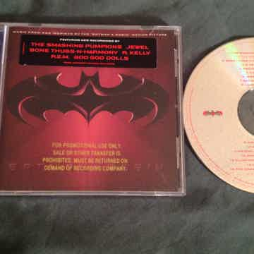 Soundtrack  Batman & Robin Warner Brothers Records