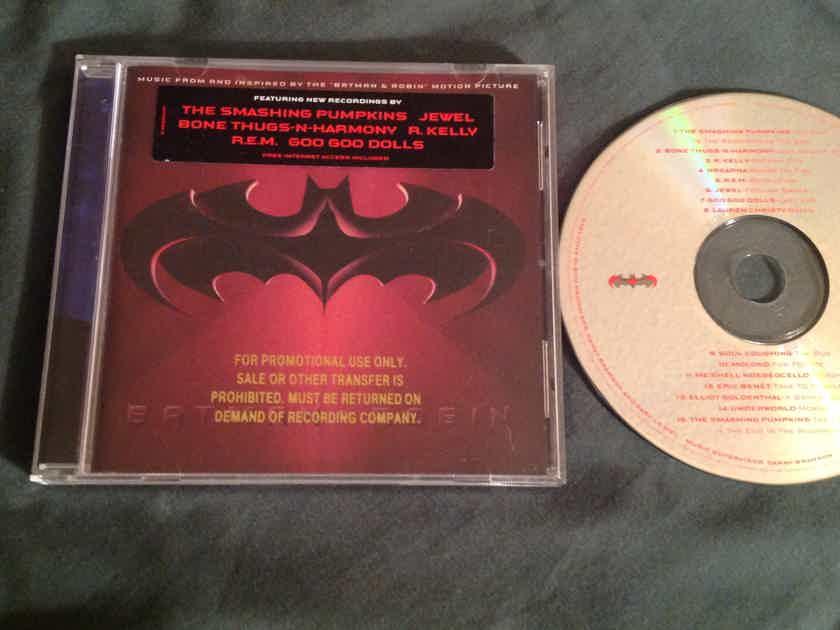 Soundtrack  Batman & Robin Warner Brothers Records