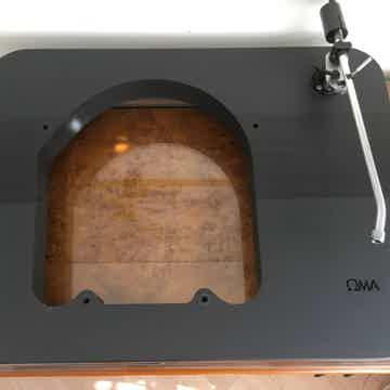 OMA slate plinth for GARARD 301 + Ortofon 309