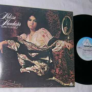 MELISSA MANCHESTER -  HOME TO MYSELF -
