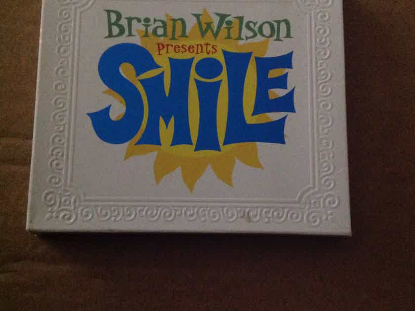 Brian Wilson - Presents Smile HDCD Nonesuch Records Compact Disc
