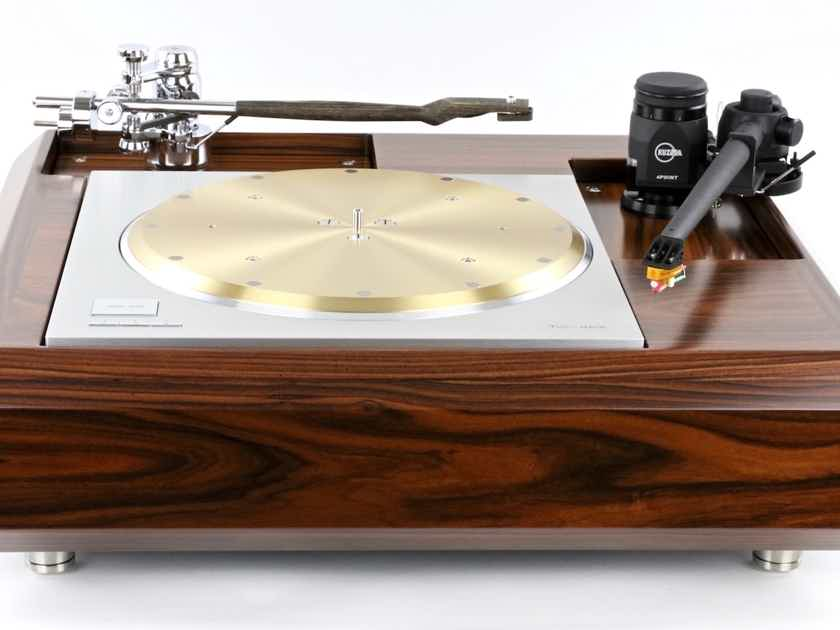 Technics Sp10R Bolivian Rosewood Panzerholz Model by Artisan Fidelity