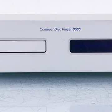S500 CD Player