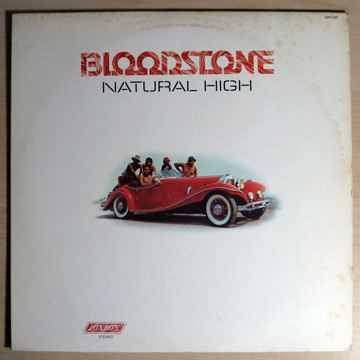 Bloodstone - Natural High - 1973 London Records XPS 620