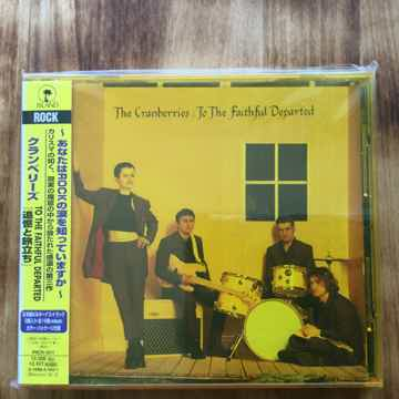 The Cranberries -  To The Faithful Departed Japan
