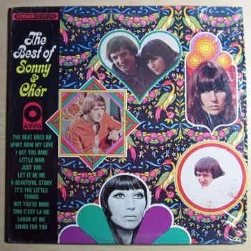 Sonny & Cher - The Best Of Sonny & Cher - 1968 Original...