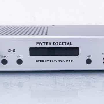 Stereo192-DSD DAC