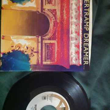 Supertramp - Dreamer/From Now On A & M Records 45 Singl...