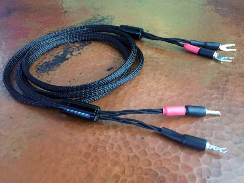 Tweek Geek Dark Energy Speaker Cable. Duelund wire + Sonic Tonic = Music