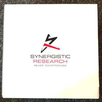 Synergistic Research NRG-Wild 20-Amp AC Power Cable