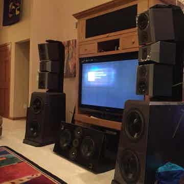 Quintessence Acoustics Stealth vi