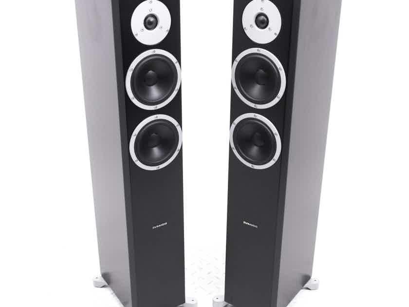 Dynaudio Excite X34 Floorstanding Speakers; Satin Black Pair; X-34 (20749)