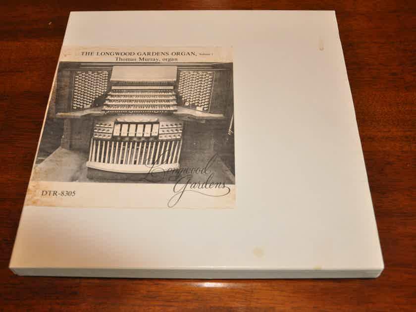 Thomas Murray - The Longwood Gardens Organ Vol 1  MASTER TAPE