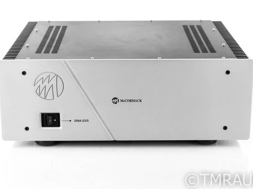 McCormack DNA-225 Stereo Power Amplifier; DNA225; Upgraded by Steve McCormack (22693)