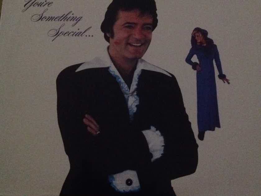 Robert Goulet  - You're Something Special Orinda Records Direct To Disc Vinyl LP  NM