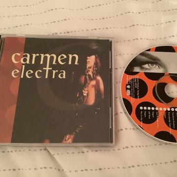 Carmen Electra Prince Paisley Park Records  Carmen Electra