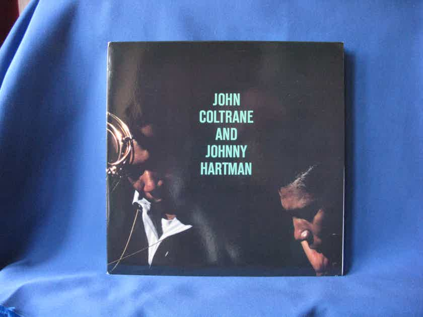 John Coltrane and Johnny Hartman - John Coltrane and Johnny Hartman - Impulse Reissue