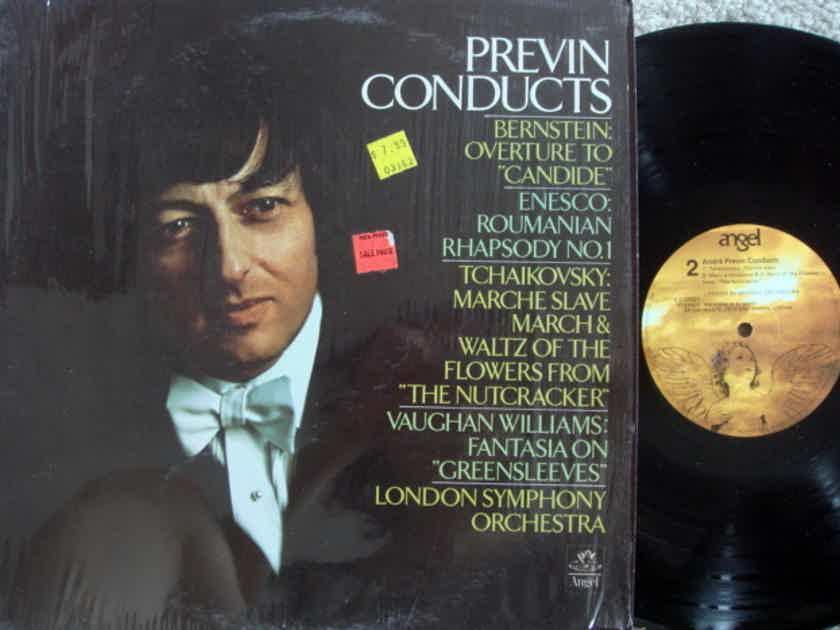 EMI Angel / PREVIN, - Vaughan Williams Greensleeves Fantasia, NM!