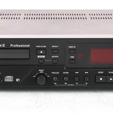 CD-RW901 MKII Professional CD Recorder / Player