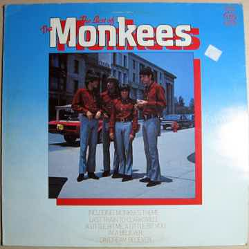 The Monkees - The Best Of The Monkees - 1981 UK Import ...