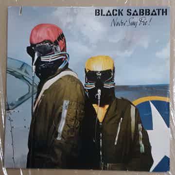 Black Sabbath - Never Say Die! NM 1978 ORIGINAL VINYL L...