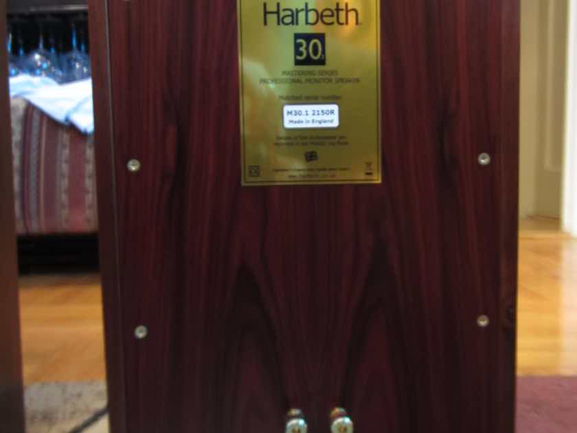 Harbeth 30.1 Rosewood Two Months Old