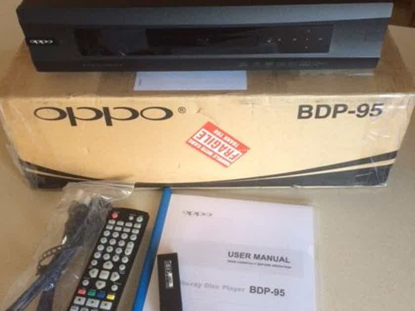 OPPO BDP-95 Complete in excellent shape