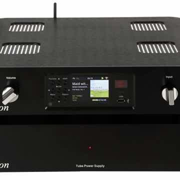 Ayon Audio S-5 Tube Media Server AWARDED PRODUCT OF THE...