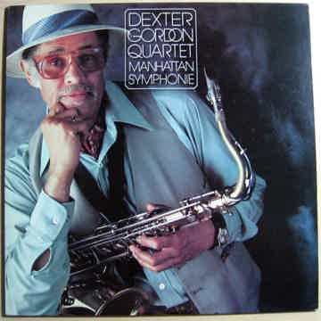 Dexter Gordon Quartet - Manhattan Symphonie  - 1978 Col...