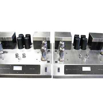 Mono Block Tube Amps (Black):