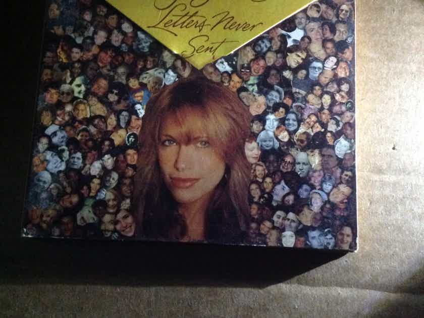 Carly Simon - Letters Never Sent Arista Records Special Edition Compact Disc