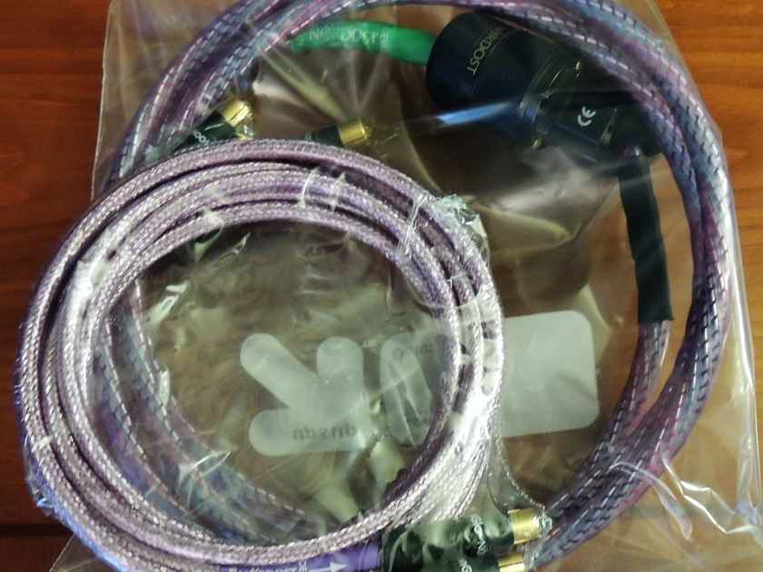 Nordost Fry 2 Power Cable 2m, Superb Sound, Super Sale!