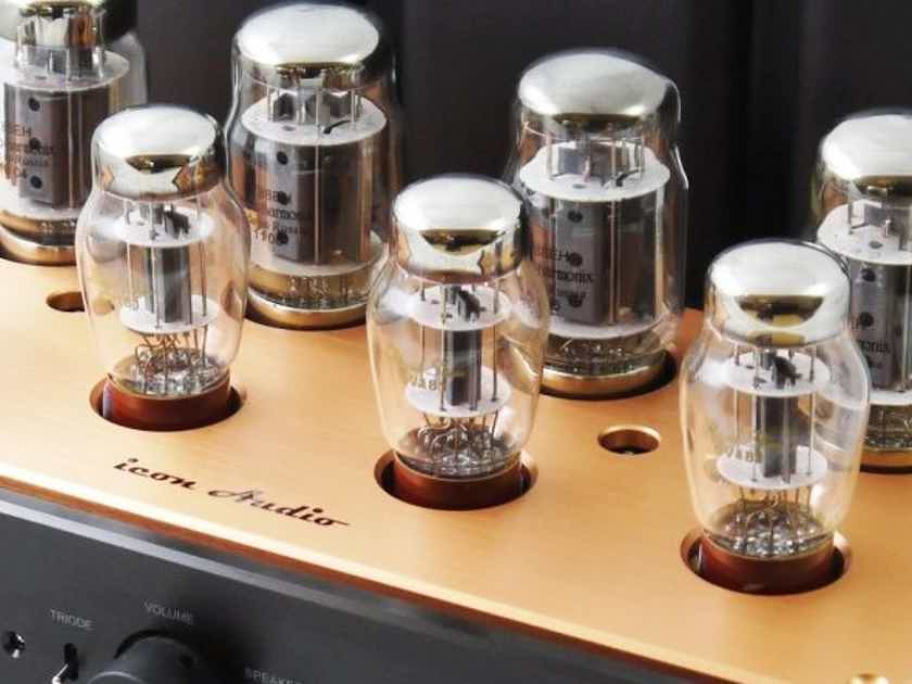 Icon Audio UK Stereo 40 MKIV Integrated Tube Amplifier