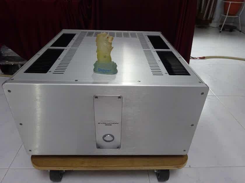 Krell Evolution 302 Stereo Amplifier