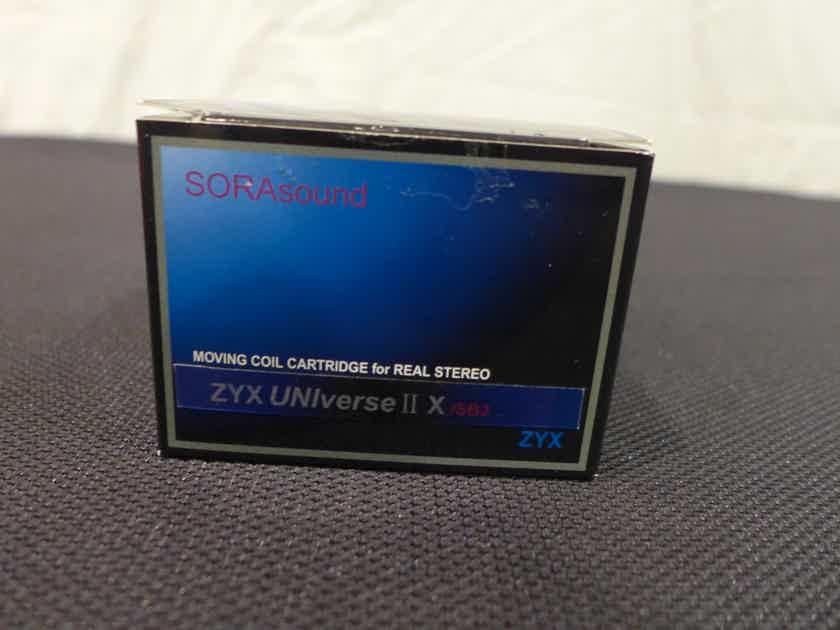 ZYX UNIverse II - LOWER PRICE