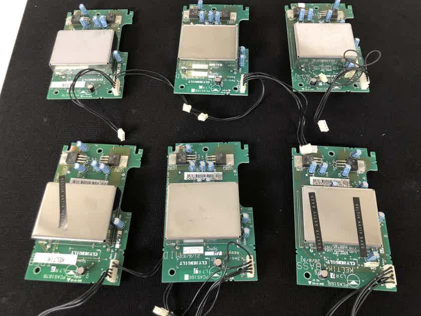 Linn AKTIV Crossover Cards (DSP) for Linn Keltik Speakers