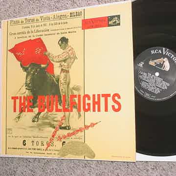 RCA Victor LPM-1030 LP RECORD The Bullfights 1954 USA