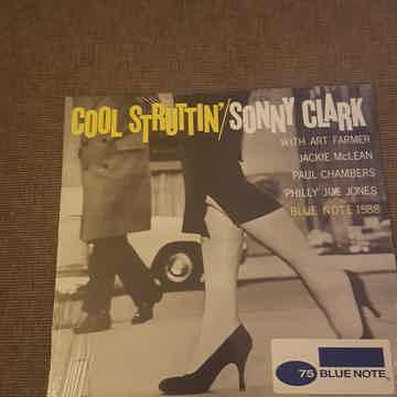 Sonny Clark - New / Sealed Blue Note - Cool Struttin