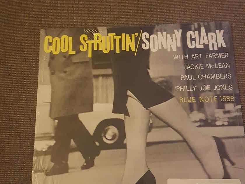 Sonny Clark - New / Sealed - Blue Note - Cool Struttin