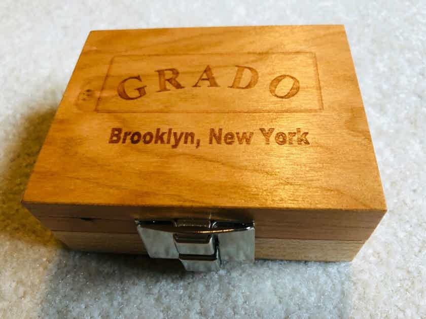 GRADO REFERENCE PLATINUM 2 Series Cartridge in Mint Condition