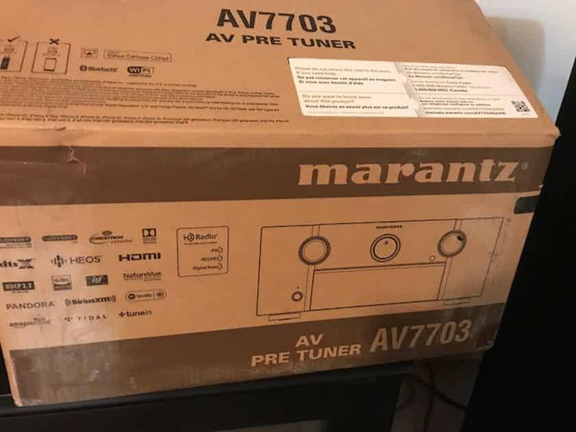 Marantz AV7703 AV Pre Tuner