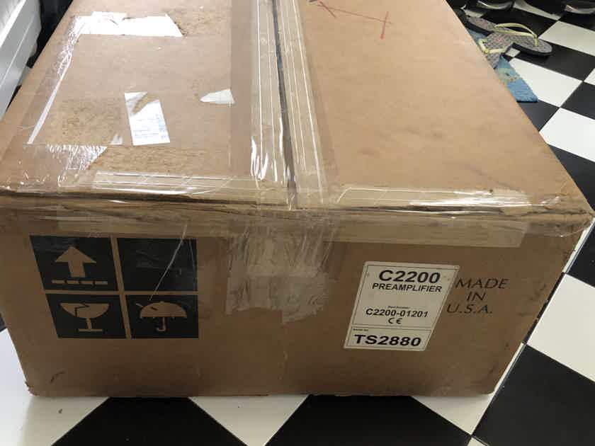 McIntosh C2200 FULLY RESTORED BY AUDIO CLASSICS