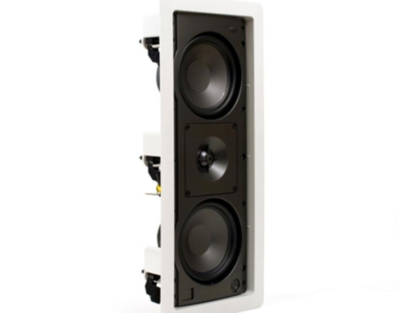 *Klipsch  R-2502-W II In-Wall Speaker; White; Architectural (NEW) (2618)