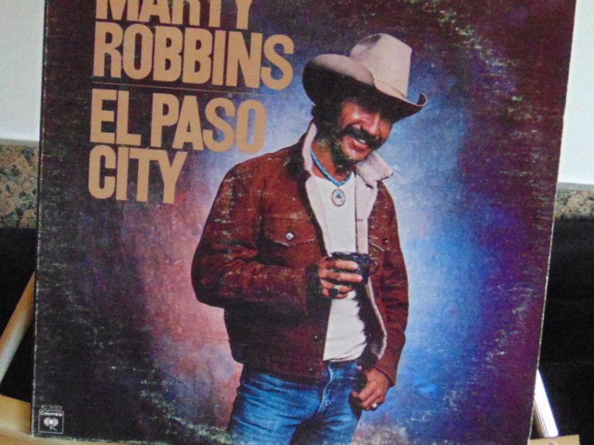 Marty Robbins - El Paso City Near Mint.