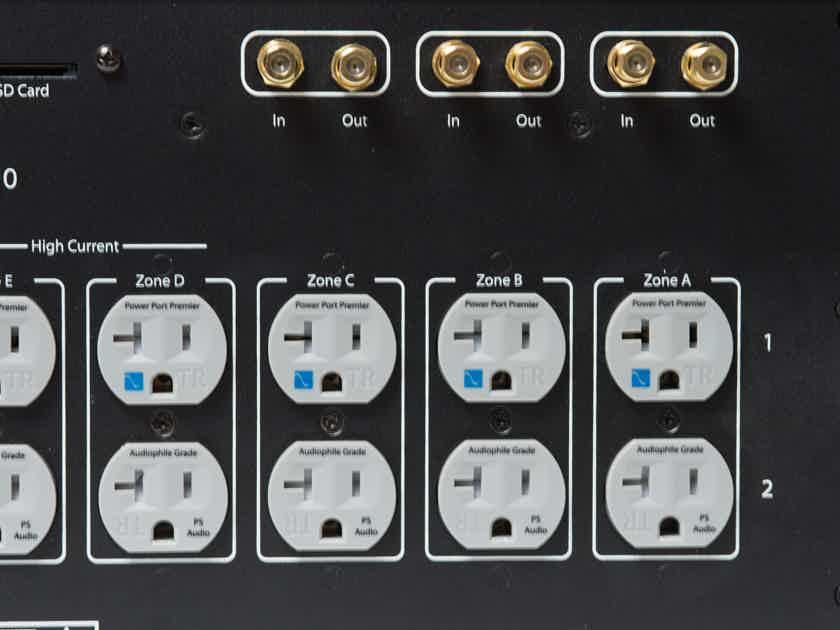 PS Audio PerfectWave P10 Power Plant (silver)