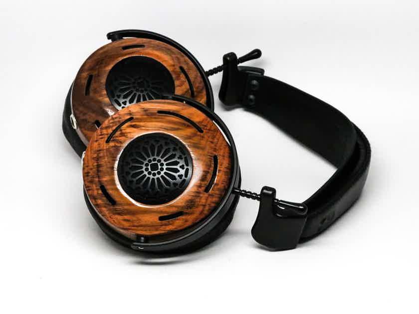 ZMF Headphones Auteur - Teak Edition
