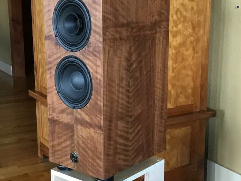 Omega Speaker Systems Super Alnico High Output Monitor with Upgrades | FANTASTICO