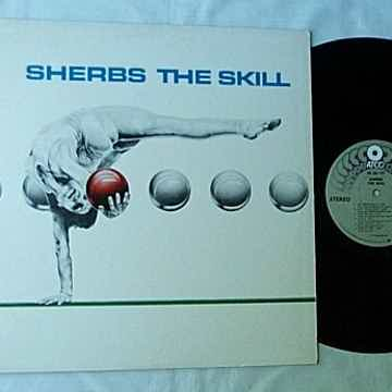 SHERBS LP~The skill~rare orig 1980 - album on ATCO Reco...